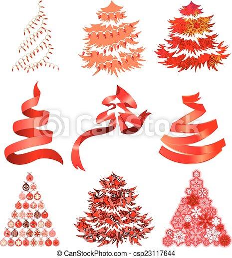 Albero Di Natale Disegno Stilizzato Beautiful Albero Di Natale Con