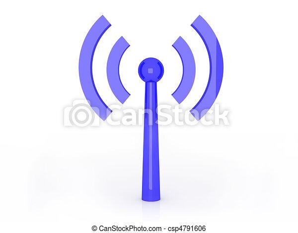collegamento fili - csp4791606