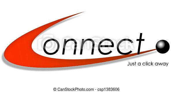 collegare - csp1383606