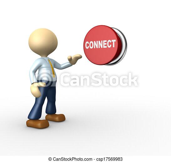 collegare - csp17569983