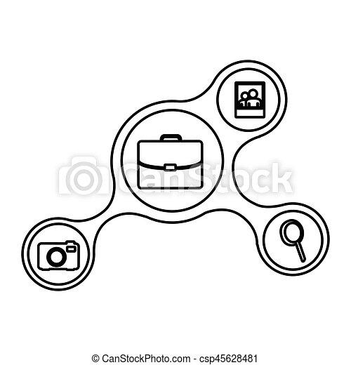 Collegare la rete