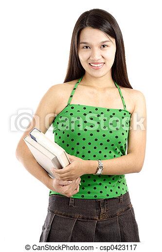 College student - csp0423117