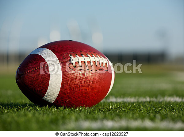 Collegiate Football - csp12620327