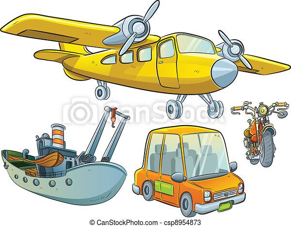 collezione, veicolo - csp8954873