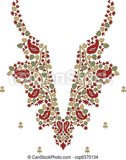 collier, conception mode - csp6370134