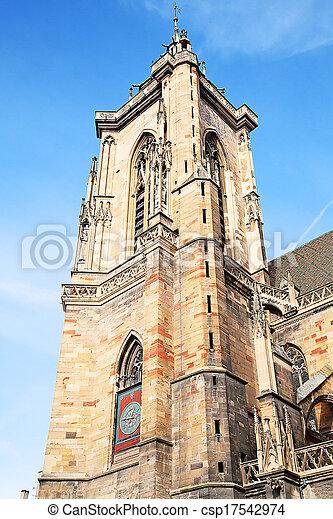 Colmar, France - csp17542974