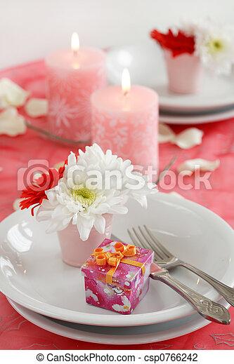 colocação tabela, romanticos - csp0766242