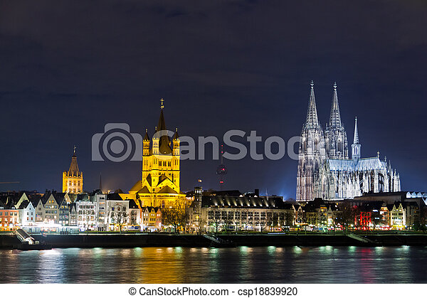 Cologne - csp18839920