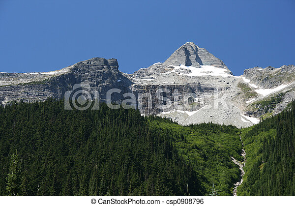 Columbia Británica - csp0908796