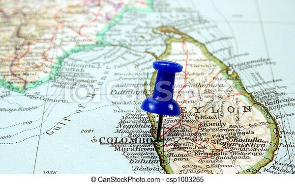 Colombo, Sri Lanka - csp1003265