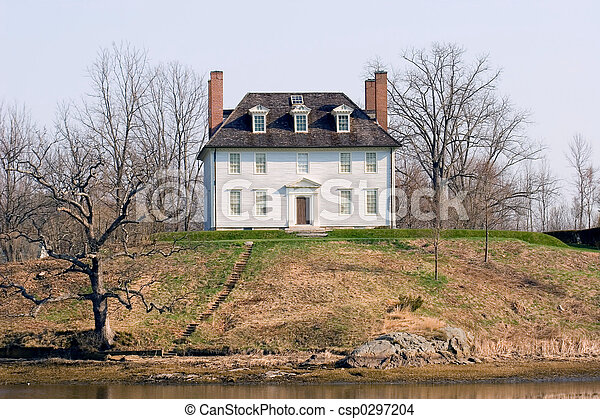 Colonial House - csp0297204