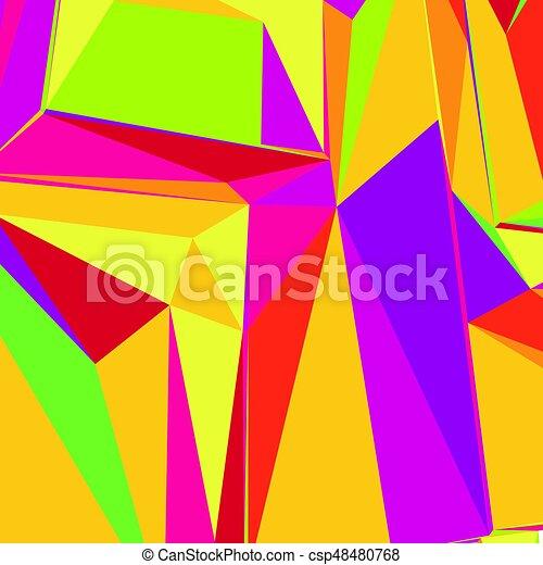 Colore Magazines Mobile Serrure Resume Ou Booklets Fond Ecran Triangles Colore Telephone Mobile Serrure Resume Canstock