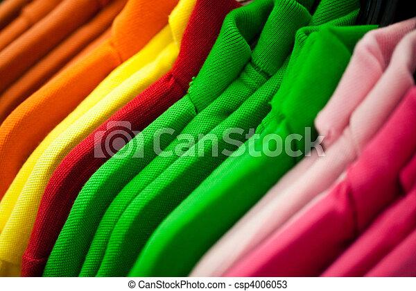coloré, t-shirts - csp4006053