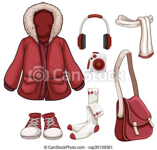 ba488ddc4a71 Color, accesorios, ropa roja. Ropa de apariencia, accesorios ...