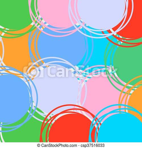 color art background - csp37516033