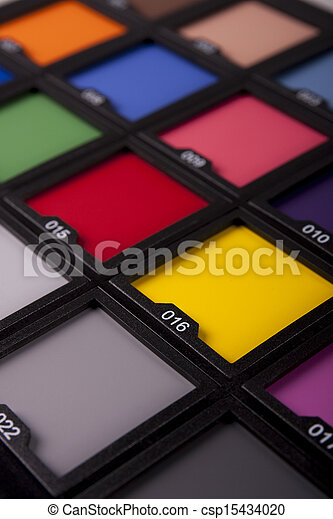 Color Chart Color Chart For Photography Usage