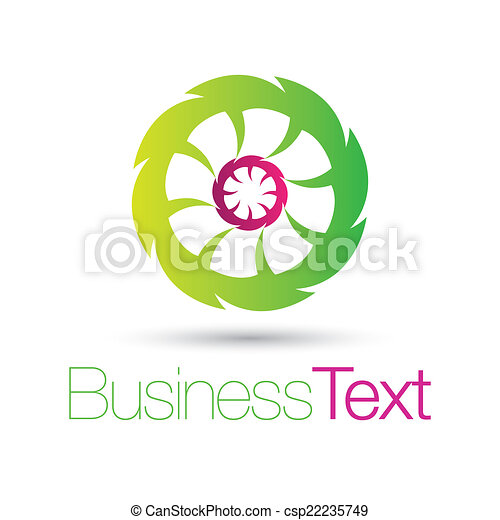 Color circle icon - csp22235749