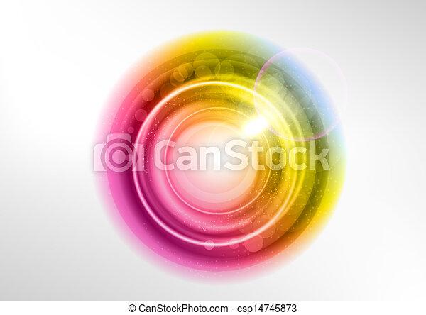 color circle - csp14745873