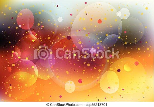 Color abstracto fondo borroso. - csp55213701