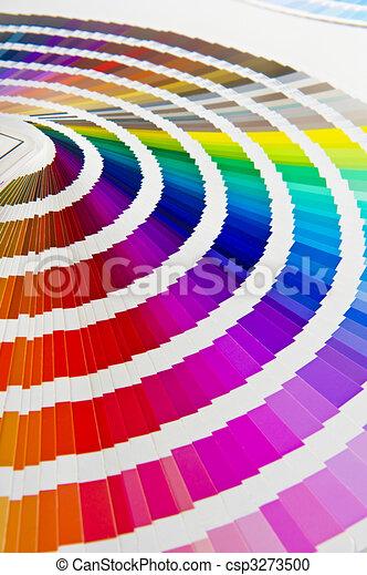 Color guide - csp3273500