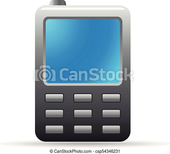 Cell Phone Icon >> Color Icon Cell Phone