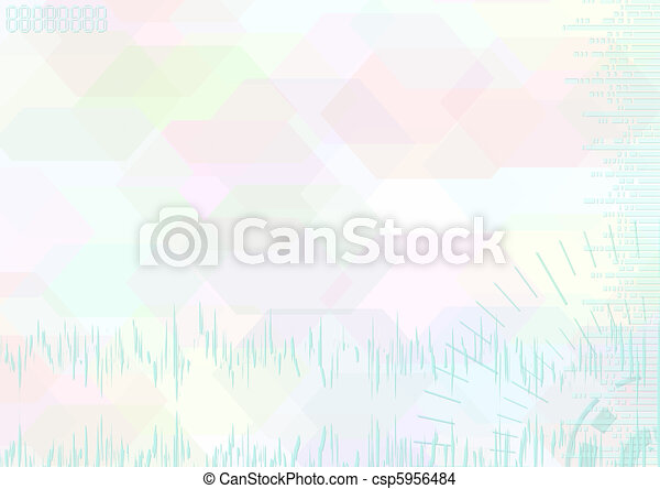 Color light abstract background - csp5956484