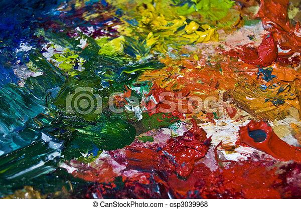 Color palette - csp3039968