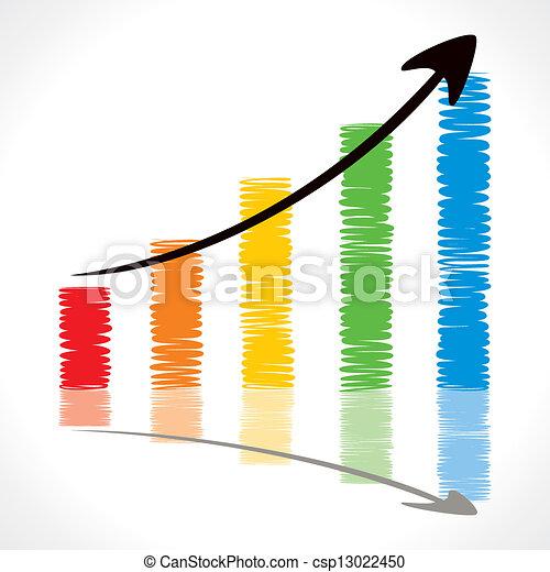 color pencil make graph