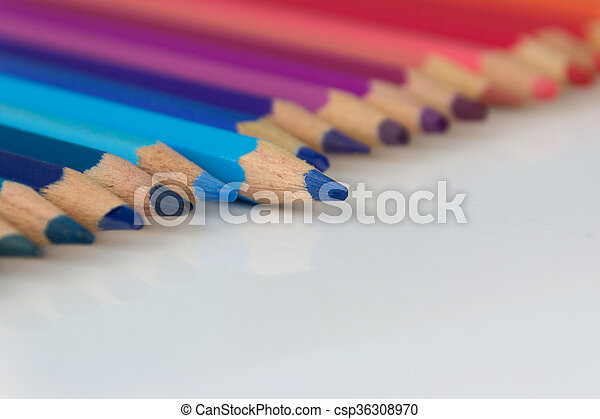 color pencils - csp36308970