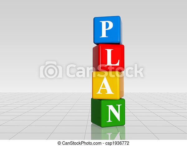 color, plan, reflexión - csp1936772
