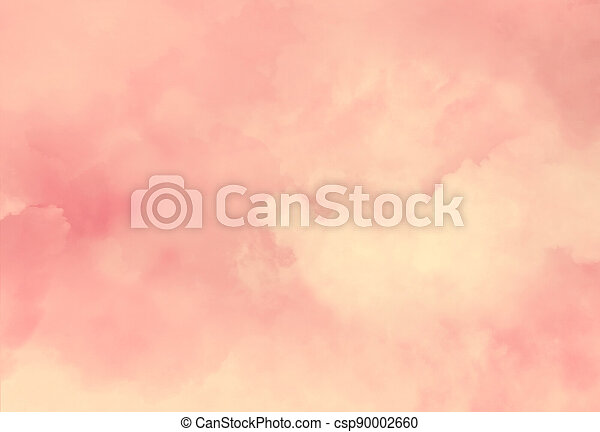 Color sky with clouds background - csp90002660
