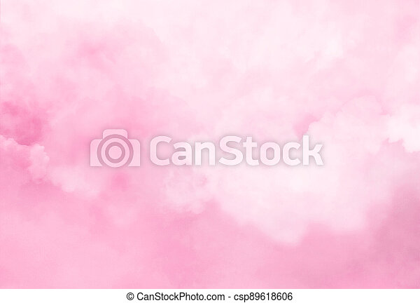 Color sky with clouds background - csp89618606