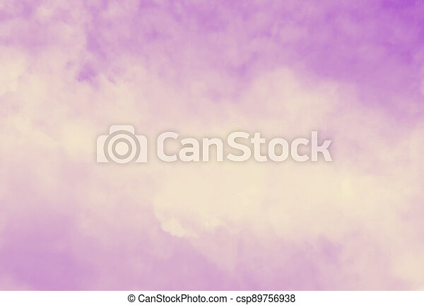 Color sky with clouds background - csp89756938