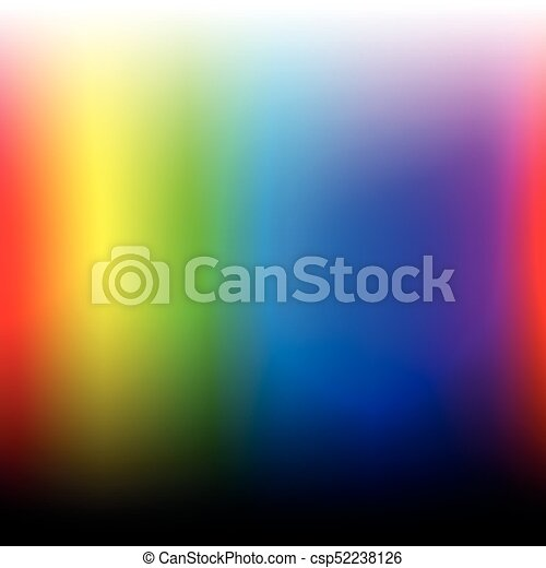 color spectrum visible light square color spectrum of visible light