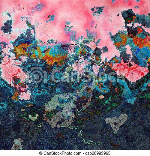Color splashes - csp28993965
