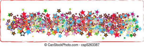 color stars - csp5263387