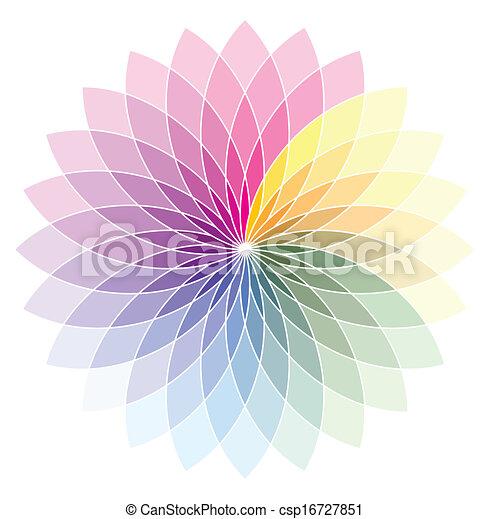 Color wheel - csp16727851