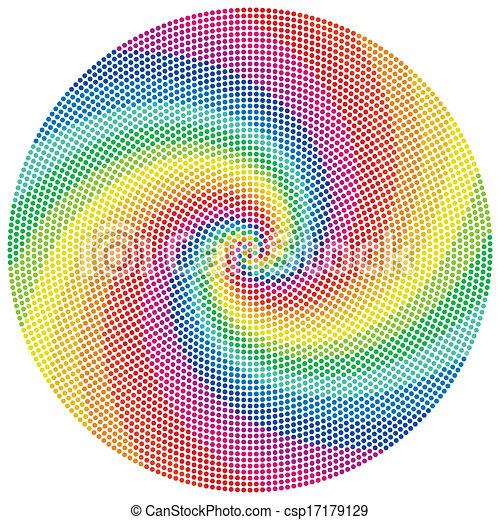 Color Wheel - csp17179129