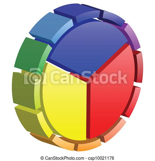 Color wheel - csp10021176