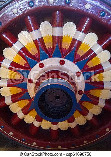 Color Wheel - csp61690750