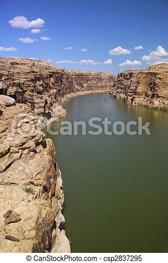 Colorado river - csp2837295