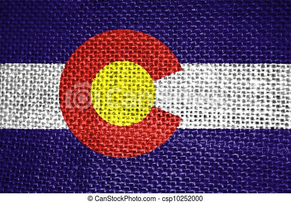 colorado state flag - csp10252000