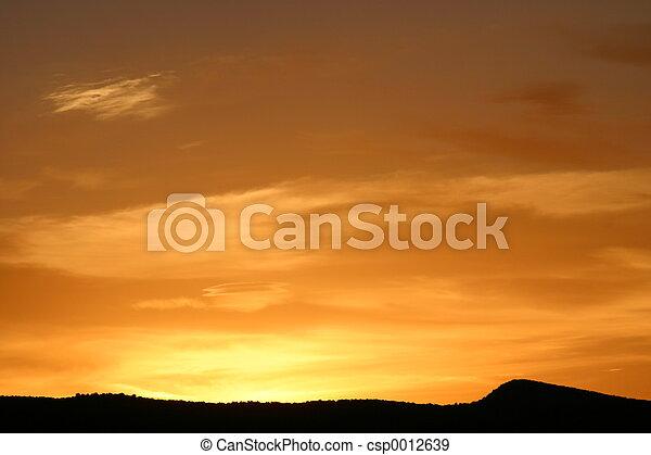 Colorado Sunrise - csp0012639