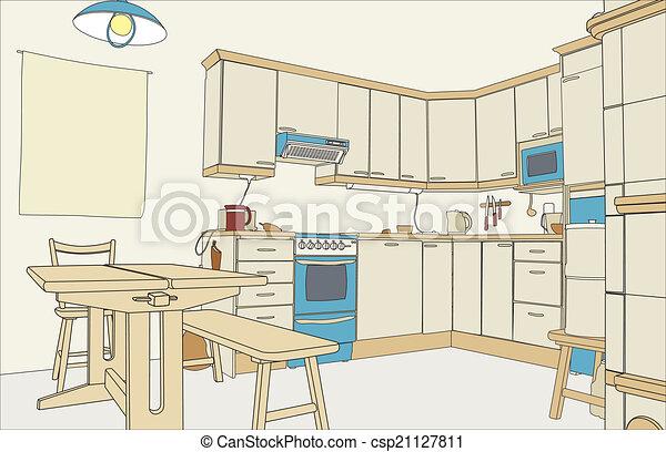 Colorare la cucina affordable verniciare piastrelle cucina amazing emejing colorare piastrelle - Colorare la cucina ...