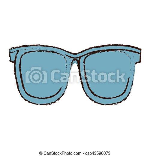 Colorare Viaggiare Occhiali Da Sole Accessorie Schizzo 10
