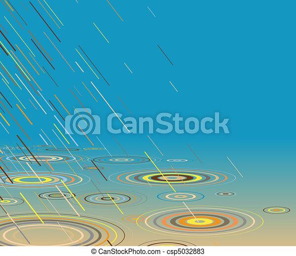 Lluvia de color - csp5032883