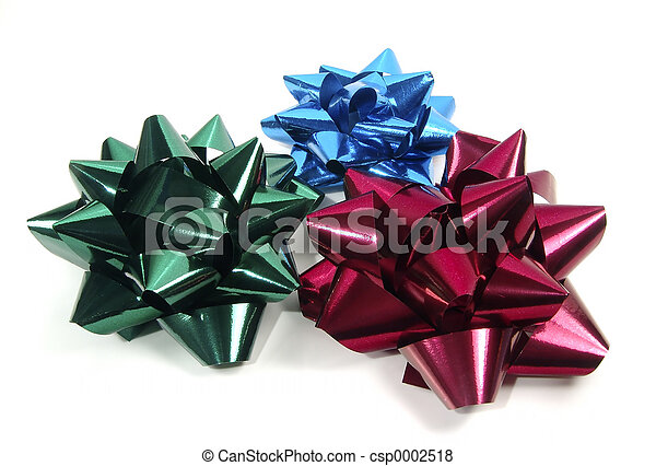 Colored Bows - csp0002518