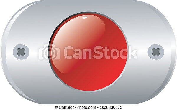 colored button on chrome - csp6330875