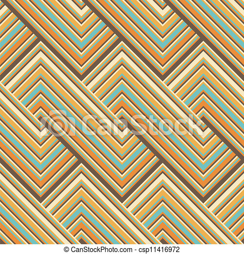 Colored lines pattern - csp11416972