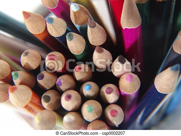Colored Pencils 5 - csp0002207